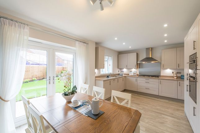 Thumbnail Detached house for sale in Romney Way, Worcester