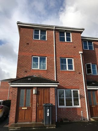 Thumbnail Flat to rent in Stirrup Field, Golborne, Warrington