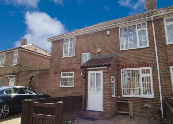 Thumbnail Terraced house to rent in Cadge Road, Norwich