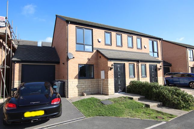Thumbnail Semi-detached house to rent in Daisy Fields, Bradford