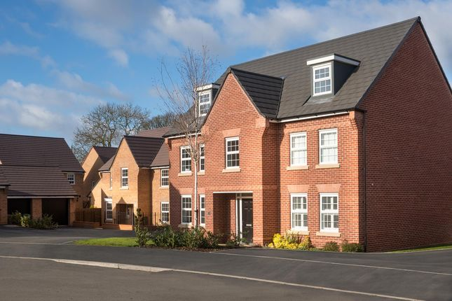 """Thumbnail Detached house for sale in """"Lichfield"""" at Market Road, Thrapston, Kettering"""