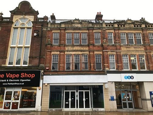 Retail premises for sale in 580/580A Christchurch Road, Boscombe, Bournemouth