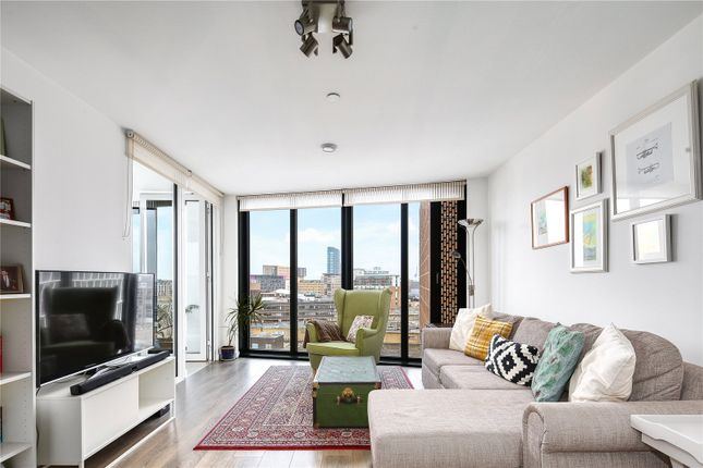 1 bed flat for sale in Unex Tower, 7 Station Street, London E15