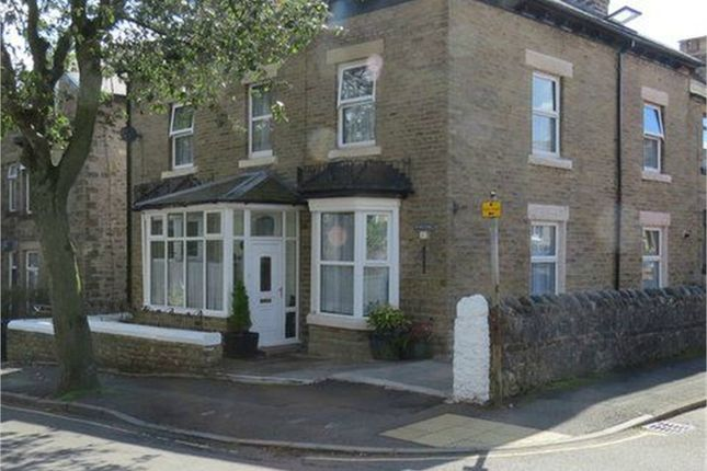 Thumbnail End terrace house for sale in Market Street, Buxton, Derbyshire