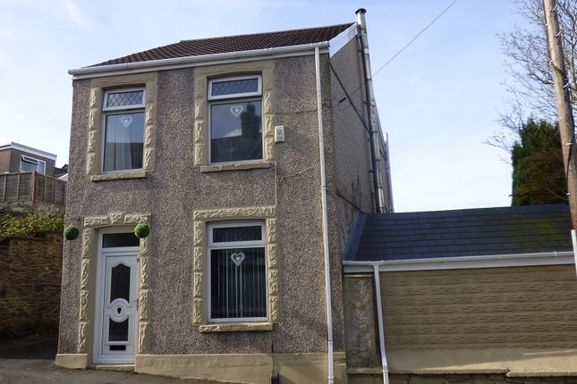 Thumbnail Detached house for sale in Herbert Road, Melyn, Neath .