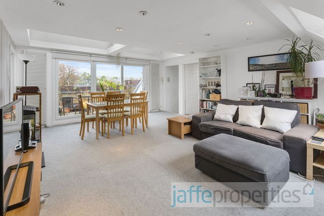 Thumbnail Flat for sale in Woodchurch Road, South Hampstead, London