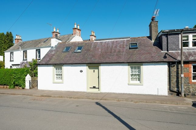 Thumbnail Semi-detached house for sale in Burn Cottages Well Road, Moffat, Dumfries And Galloway