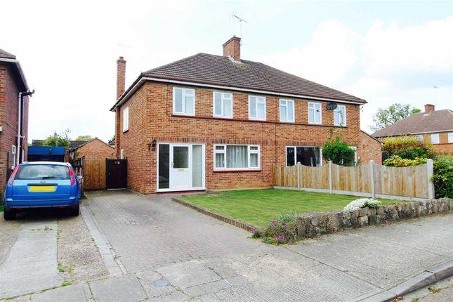 3 bed semi-detached house for sale in Saxon Close, Prettygate, Colchester