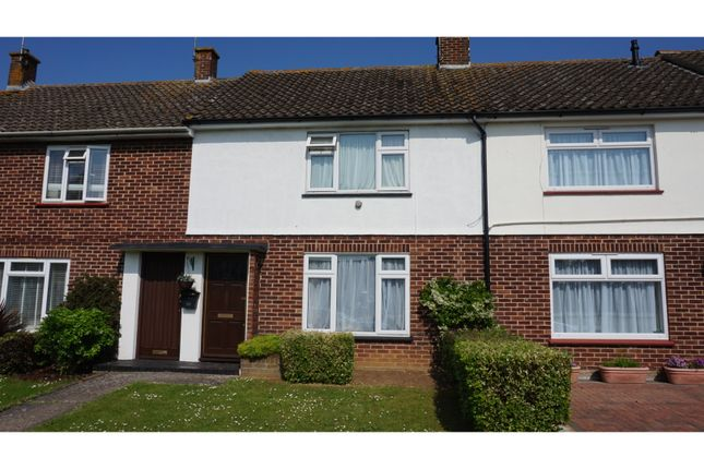 Thumbnail Terraced house for sale in Pelly Avenue, Witham