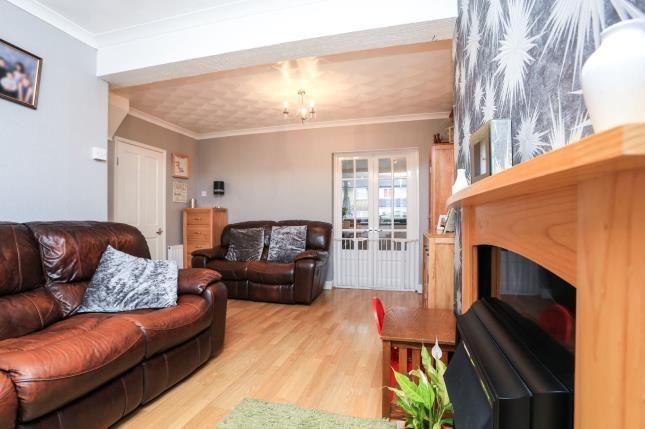 Lounge of Bracondale Road, Abbey, Wood, London SE2