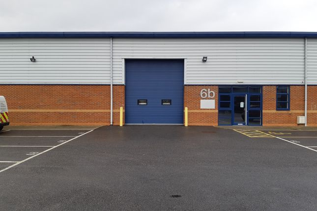 Thumbnail Industrial to let in Brydges Court, Castledown Business Park, Ludgershall