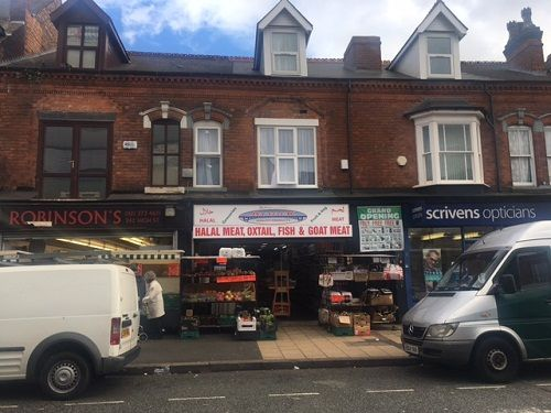 Thumbnail Retail premises to let in High Street, Erdington, Birmingham