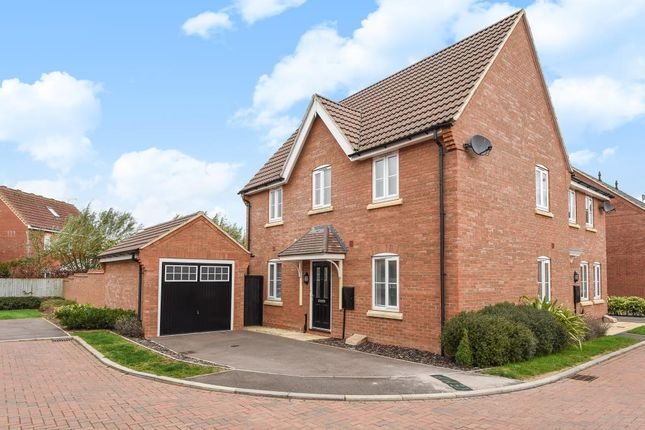 Thumbnail Semi-detached house for sale in Fletton End, Calvert Green