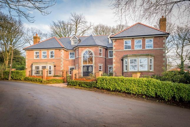 Thumbnail Detached house for sale in Knowsley Grange, Heaton