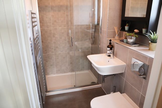 Ensuite of Drovers Close, Balsall Common, Coventry CV7