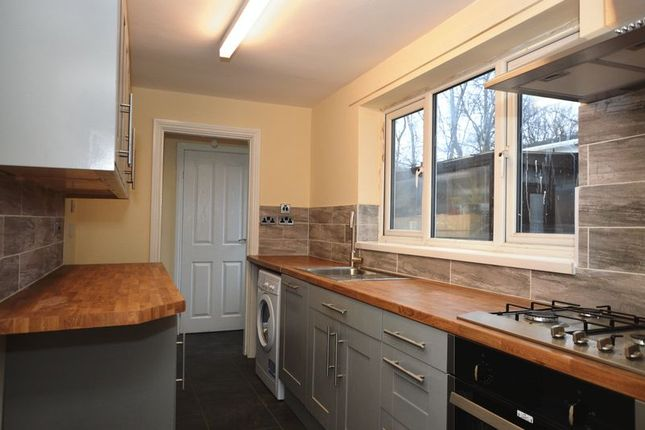 Thumbnail Terraced house to rent in The Green, Darlaston, Wednesbury
