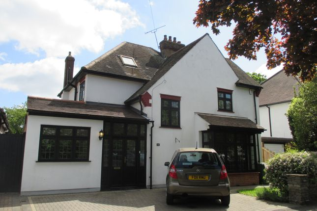 Thumbnail Detached house to rent in Balgores Square, Gidea Park
