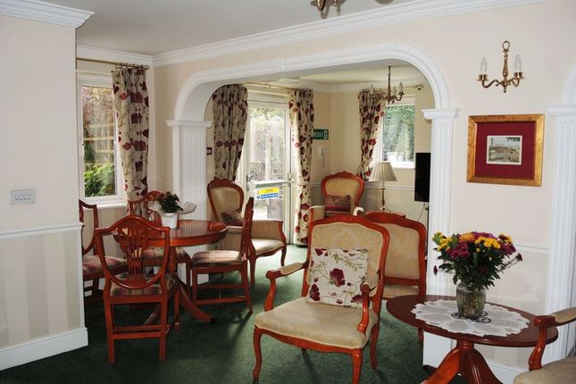 Residents Lounge of Yorktown Road, College Town, Sandhurst GU47