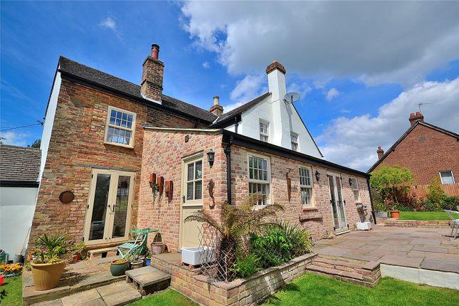 Thumbnail Detached house for sale in Lodge Lane, Stoke Hammond, Buckinghamshire