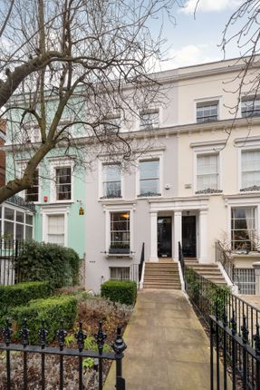 Thumbnail Town house for sale in Milborne Grove, London