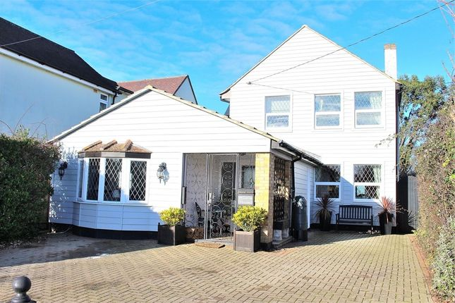 Thumbnail Detached house for sale in Broxted, Dunmow, Essex