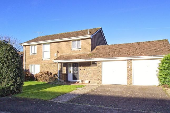 Thumbnail Detached house for sale in Ferndale Road, Chichester