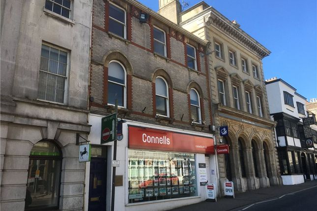 Thumbnail Office for sale in High West Street, Dorchester, Dorset