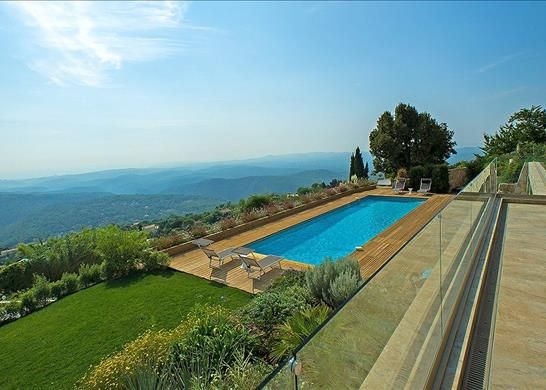Thumbnail Detached house for sale in Tourrettes-Sur-Loup, France
