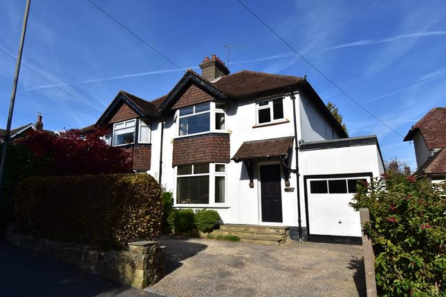 Thumbnail Property for sale in Crowborough Hill, Crowborough