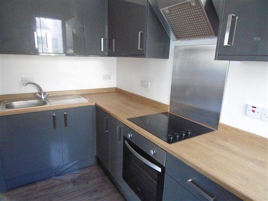 Kitchen of Pleasant Street, Blackpool FY1