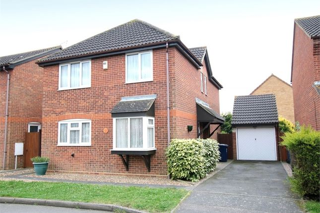 Thumbnail Detached house for sale in Penrwyn Court, Eynesbury, St. Neots