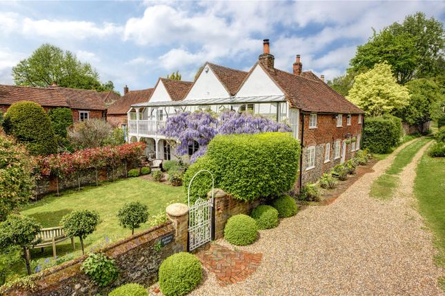 Thumbnail Semi-detached house for sale in The Green, Nettlebed, Henley-On-Thames