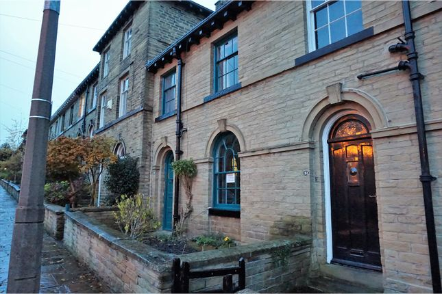 Thumbnail Terraced house to rent in George St, Saltaire