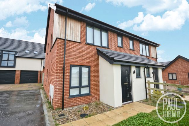 Thumbnail Room to rent in Moleyns Close, Lowestoft