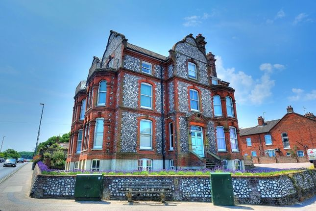 Thumbnail Flat for sale in 1 St. Marys Road, Cromer