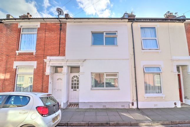 4 bed terraced house for sale in Telephone Road, Southsea PO4