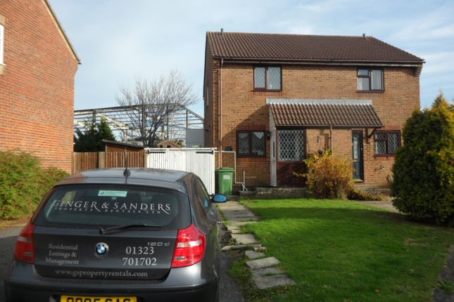 Thumbnail Semi-detached house to rent in Bramley Road, Polegate