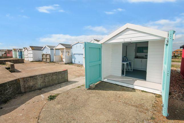 Beach Hut, Widewater, Lancing BN15