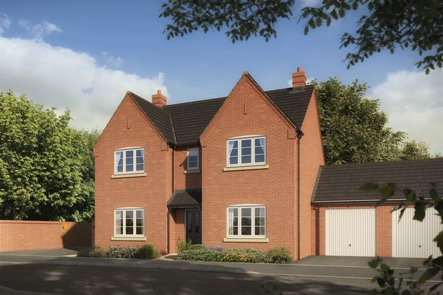 "Thumbnail Detached house for sale in ""The Clifford"" at Milestone Road, Stratford-Upon-Avon"