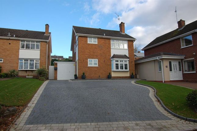 Thumbnail Detached house for sale in Coldstream Drive, Wordsley