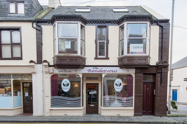 Thumbnail Flat to rent in Hanover Street, Stranraer