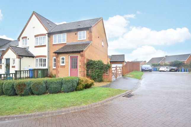 3 bed semi-detached house for sale in Marcheria Close, Bracknell, Berkshire