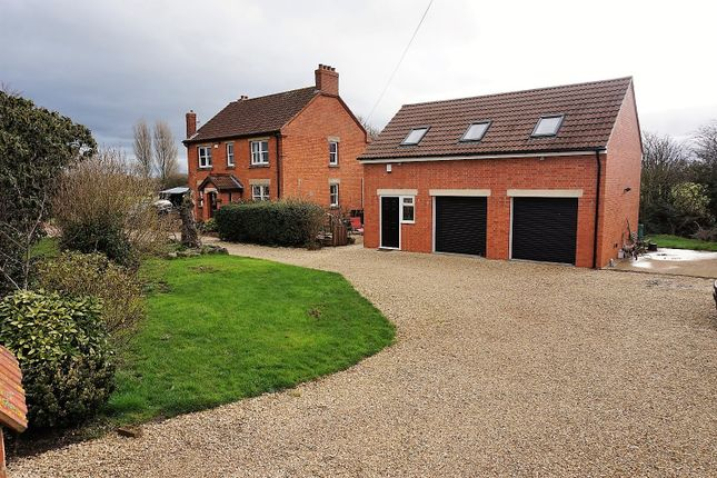 Thumbnail Detached house for sale in Withy Road, East Huntspill