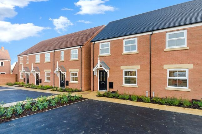 2 bed terraced house for sale in Poppy Place, Newark
