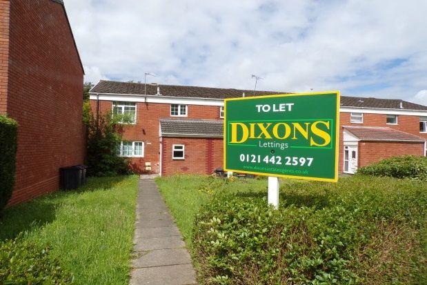 Thumbnail Property to rent in Millpool Gardens, Kings Heath, Birmingham