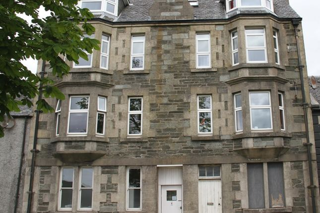 Thumbnail Flat for sale in 4 Poltalloch Street, Lochgilphead, Argyll