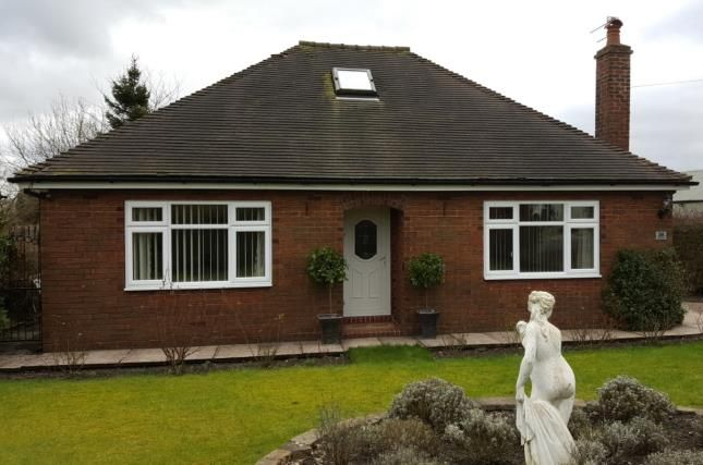 Thumbnail Bungalow for sale in Long Lane, Harriseahead, Stoke-On-Trent, Staffordshire