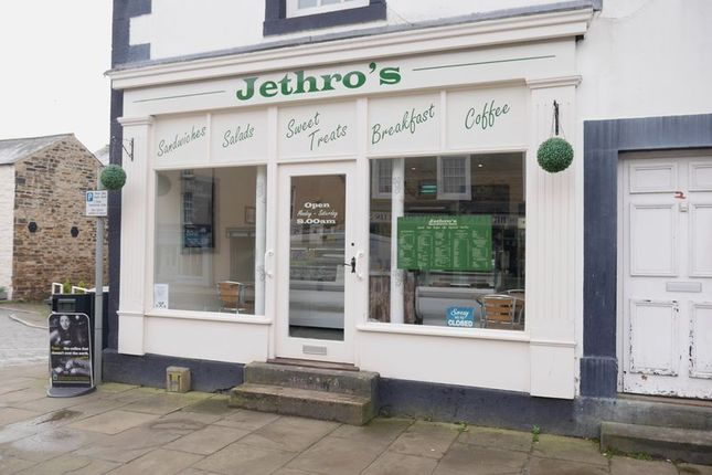 Commercial property for sale in Jethro's Deli, 1 Market Place, Haltwhistle