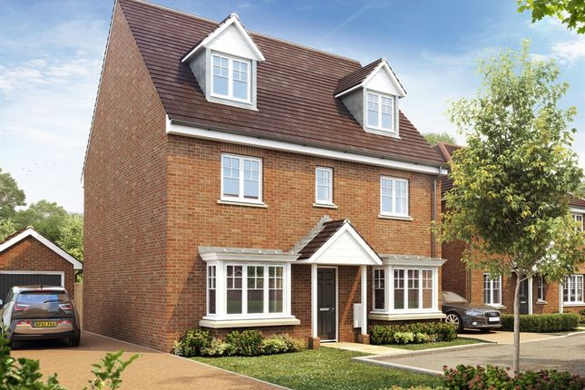 "Thumbnail Detached house for sale in ""The Regent"" at Manor Lane, Maidenhead"