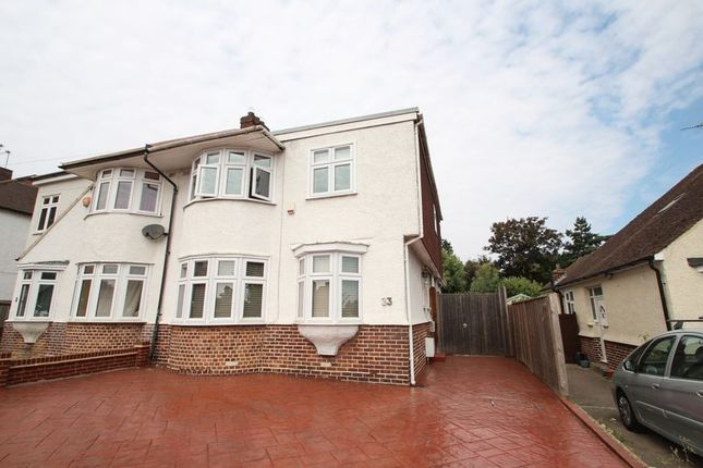 Thumbnail Semi-detached house for sale in Lingfield Crescent, London
